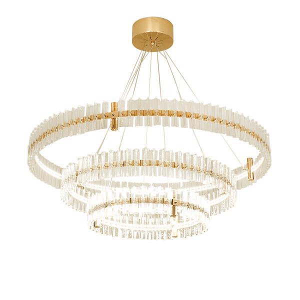 European style luxury crystal chandelier