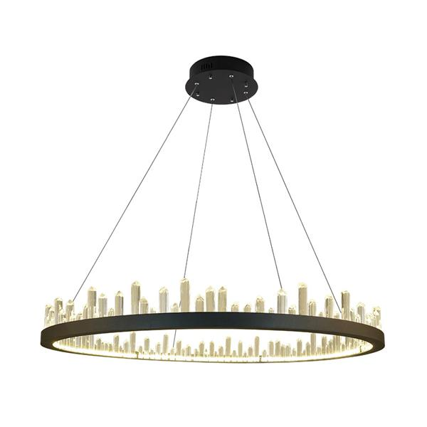 Large luxury pendant lamp