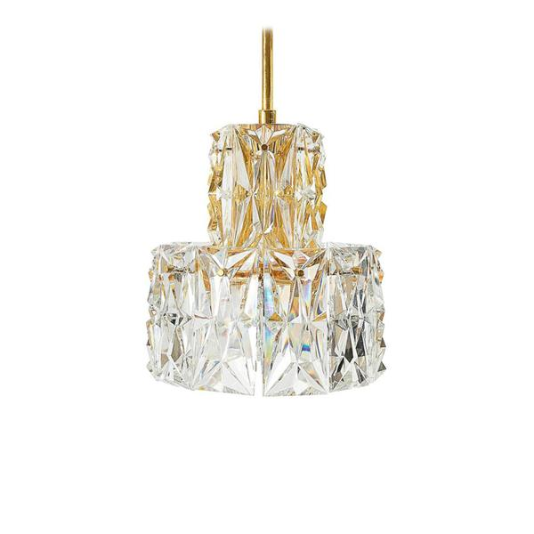 Postmodern luxury K9 crystal chandelier