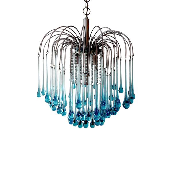 Art glass pendant out/indoor pendant lighting