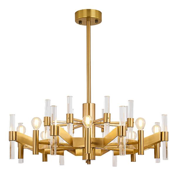 Postmodern creative living room dining room chandelier