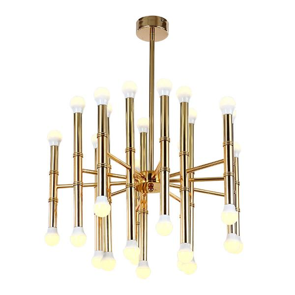 Nordic creative chandelier industrial art living room