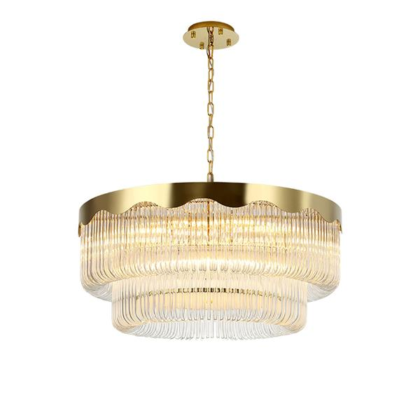 Fashion simple crystal chandelier